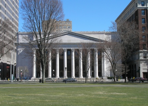 New Haven Federal Courthouse
